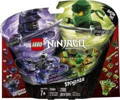 Lego 70664 Spinjitzu Lloyd Vs. Garmadon 70664
