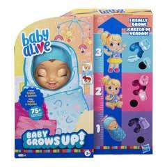 Muñeca Baby Alive E8199 Baby Grows Up Buzzbaby 1152E8199
