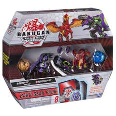 Spin Master Bakugan Set de Batalla con Armas 11956056037-1