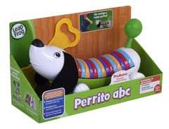 Juguete Interactivo Perrito Abc Leapfrog 101586