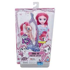 My Little Pony E5659 E5657 Muñeca A través del Espejo Pinkie Pie