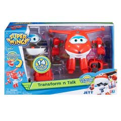 Super Wings Jett Transformable Fotorama 1146