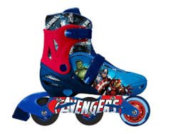 5190 Avengers Patines 2 En 1