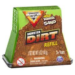 Monster Jam Contenedor Monster Dirt Refill 6051954