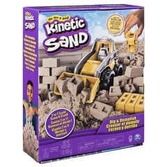 Kinetic Sand Set Excava Y Derriba Spin Master 6044178