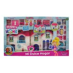 Casa De Muñecas Mi Dulce Hogar Happy Home 11001
