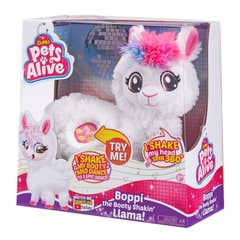 Peluche Pets Alive Llama Boopi