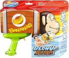 Gran Lanzador Inflable Spin Master