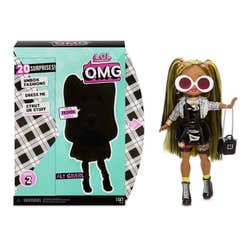 Muñeca L.O.L Surprise! Omg Doll ALT GRRRL