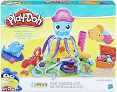 Divertidos Tentáculos Play-Doh