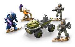 Mega Construx Halo Mongoose Hunt GNB40