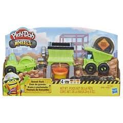 Play-Doh E4293 Juguete De Construcción  Grava Y Pavimento  Wheels Juguete Hasbro 1152E4293
