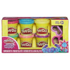 Play-Doh A5417 Sparkle Compound Collection 6 Pack 1152A5417