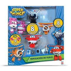 Super Wings 8 Pack 1074