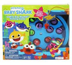 Juego De Mesa Baby Shark Vamos A Pescar 6054916