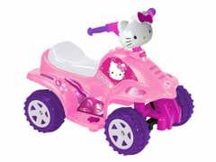 Mini Quad Hello Kitty 1218