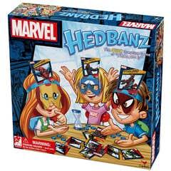 Juego De Mesa Hedbanz Marvel 6045314