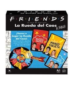 Spin Master Games Friends: La Rueda Del Caos 6060278