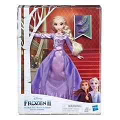 Frozen E5499 Frozen 2 Muñeca De Lujo Juguete Hasbro 1152E5499