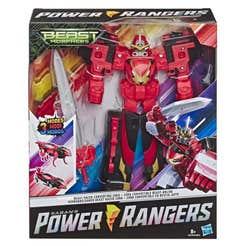 Power Rangers E5921 Power Rangers Zords Triples Convertibles Beast Wrecker Juguete Hasbro 1152E5893
