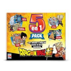 Juego De Mesa Dragon Ball Super 5 En 1 Fotorama 1084