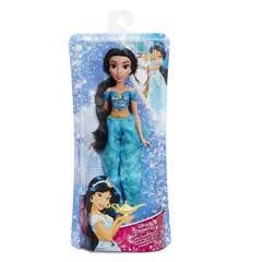 Disney Princesas E4163 Muñeca Jasmin Royal Shimmer  Juguete Hasbro 1152E4163