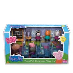 Set Salon De Clases Peppa Pig 5323