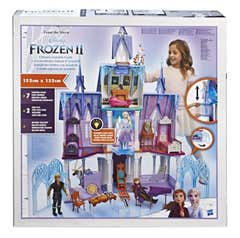 Frozen E5495 Frozen 2 Castillo Supremo De Arendelle Juguete Hasbro 1152E5495