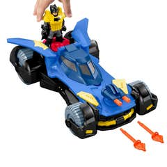 Imaginext DC Super Friends Batimóvil