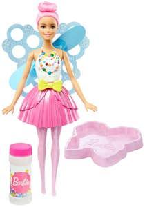 Barbie Dreamtopia Hada Burbujas Mágicas