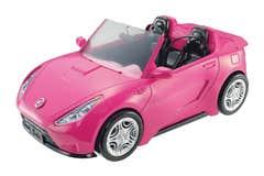 Barbie Coche Convertible
