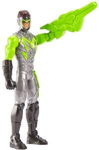 Max Steel Turbo Lanzador Figura de Acción