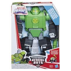 Playskool Heroes E0152 Boulder Escavador Transformers Rescue Bots