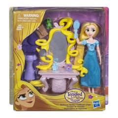 Disney Girls E0181 Tocador De Ensueño De Rapunzel Disney Princesas  Juguete Hasbro