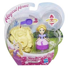 Mini Princesa Rapunzel Magical Movers Disney Princesas