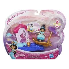 Jasmin, Paseo En Alfombra Mágica Magical Movers Disney Princesas