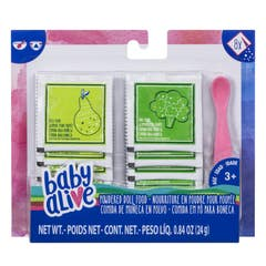 Baby Alive Powdered Doll Food Refill E0302