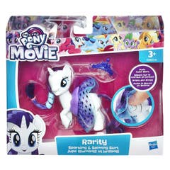 Figura Rarity 3 Pulgadas My Little Pony E0688