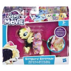 Figura Songbird Serenade 3 Pulgadas My Little Pony E0690