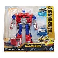 TRANSFORMERS E0754 Película Bumblebee Energon Igniters Optimus Prime