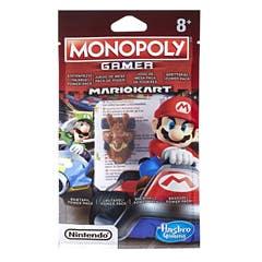 MONOPOLY E0762 Monopoly Gamer Mario Kart Empaques de Poder Juguete Hasbro