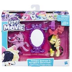 Paquete De La Amistad Twilight Sparkle Y Songbird Serenade My Little Pony  E0996