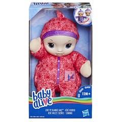 Baby Alive Love My Blankie Baby Bl E1088