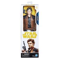 STAR WARS E1176 Figura Han Solo 12 Pulgadas star wars