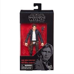 Figura Star Wars Black Series  Han Solo Bespin