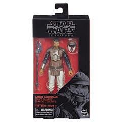 Figura Star Wars Black Series Lando Calrissian Skiff Guard