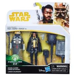 Star Wars E1687 Figura Kessel Guard & Lando Calrissian 2 Pack Figura