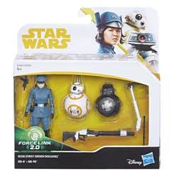 Star Wars E1322 Figura 2b Delta & Victor Delta 2 Pack Figura