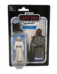 Star Wars La colección Vintage - Figura de Luke Skywalker (Jedi Master) de 9,5 cm