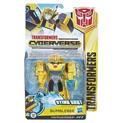 TRANSFORMERS E1900 Cyberverse Warrior Class Bumblebee